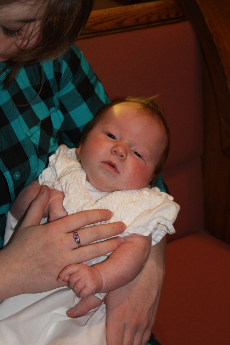 Thanksgiving - Baptism 09 075